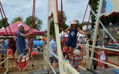 Taunus-Familienfest lockt mit vielen Attraktionen
