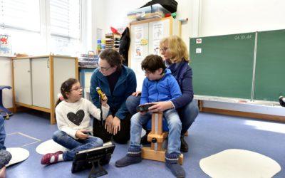 Kommunikationsgeräte für Hans-Thoma-Schule