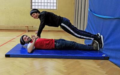 Aymen kann dank Traininsprojekts für Kinder mit Autismus endlich Sport treiben